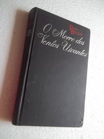 Livro O Morro Dos Ventos Uivantes Emily Bronte