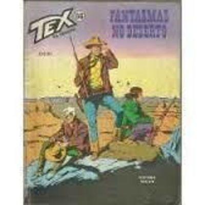 Revista Tex Nº 66 - Fantasmas No Deserto G L Bonelli