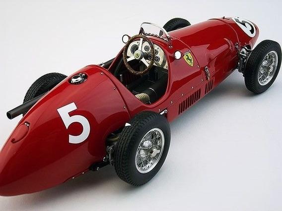 Miniatura Ferrari 500 F2 1953 Ascari Campeão Cmc 1/18