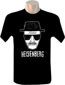 Camiseta Masculina Breaking Bad Séries He 56