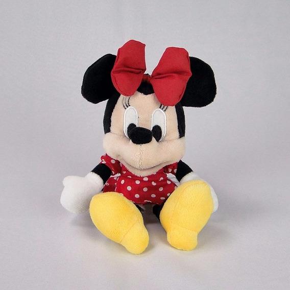 Minnie De Pelúcia Vermelha - Disney