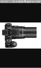 Nikon P530 Semi Profissional , Com Caixa E Acessórios