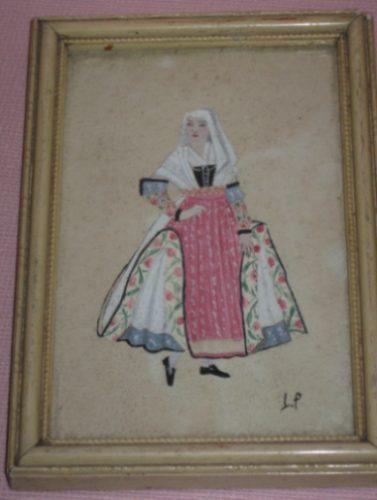 Imagen 1 de 3 de Pinturas Al Oleo De Lp Exclusivas Obra De Arte