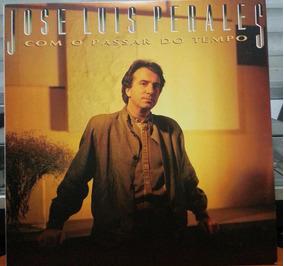 José Luis Perales - Com O Passar Do Tempo - 1986(lp Zerado)