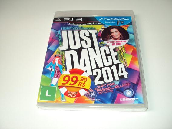 Just Dance 2014 Original Lacrado Playstation 3