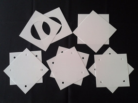 Kit 10 Divisórias Pp Para Caixa Af Jatai
