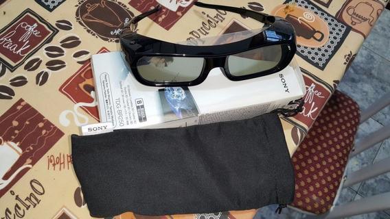 Óculos 3d Ativo Sony Tdg-br250 Novo! Original!