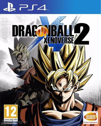 Dragon Ball Xenoverse 2 Ps4 Fisico Sellado