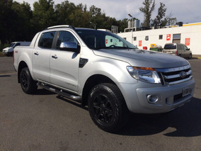 Ford Ranger 3.2 Limited At 2014 Con Accesorios. Inmaculada