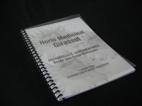 Horto Medicinal Girassol - Saúde Com Ervas Medicinais - Fabe