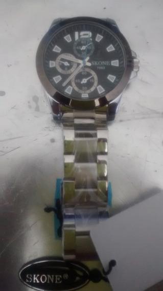 Relógio Skone Novo Alta Qualidade