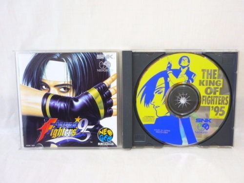 The King Of Fighters 95 - Neo Geo Cd