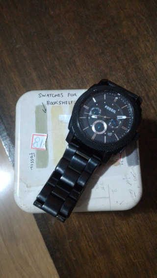Relógio Masculino Fossil Fs4552