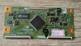 Placa T-con Cpwbn Runtk 4004tp Da Semp Lc3243w