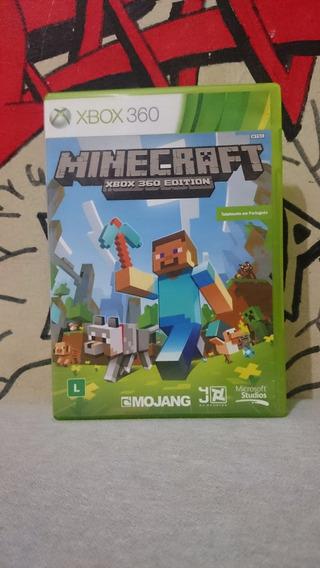 Minecraft Xbox 360 Edition Frete:r$10 Faço Desconto!