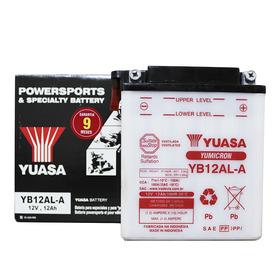 Bateria Convencional Leonardo 150 98 À 04 Yuasa Yb12al-a