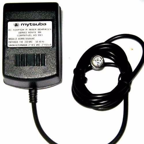 Fonte Mesa Phonic 14,8v + 14,8v 250 E 500 Ma Plug Mini Dim Tire Sua Duvidas No Campo De Perguntas Antes Da Compra