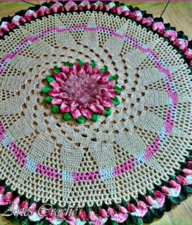 Tapetes De Crocher