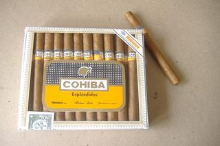 Cohiba Esplendidos Edicion Especial!!! Tabaco Cubano