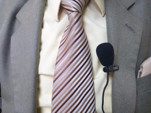 Microfono Solapa Profesional Original Dagee Stereo Promocion