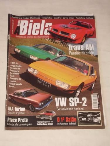 Revista Abiela Nº 46 - Cardillac / Ika Torino - 2009