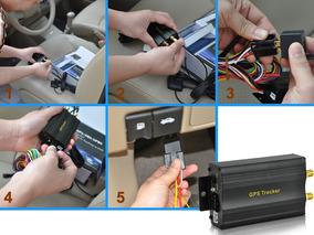 Reparación E Instalación Gps Tracker Tk103a Tk103b