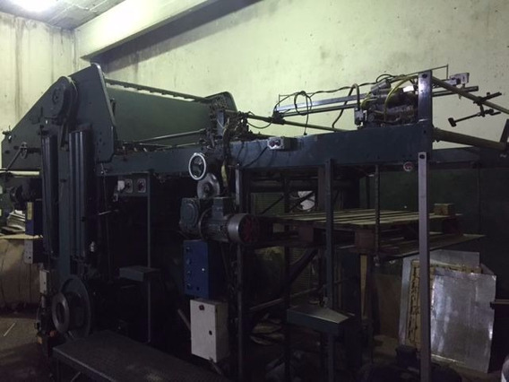 Troqueladora Automatica Aries Formato 90 X 130 Cm