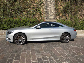 Mercedes Benz S500 Coupe Biturbo 2015