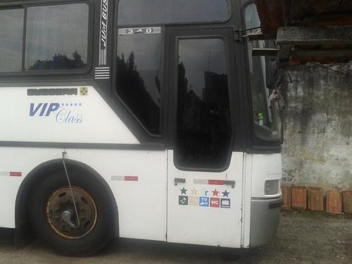 3 Modelos - Ônibus E Micro Ônibus - Mercedes-benz E Scania