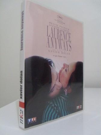 Dvd Laurence Anyways Xavier Dolan Original Importado