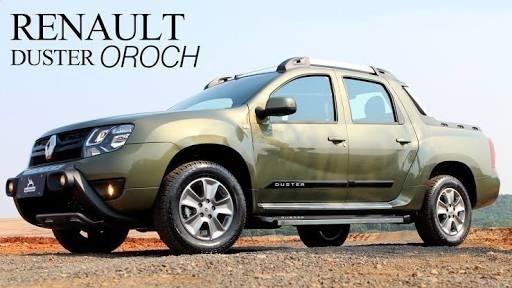 Renault Duster Oroch 1.6 R$ 66.899,99