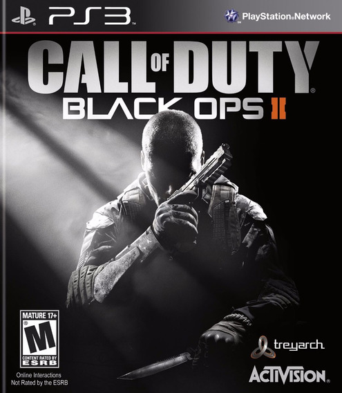 Ps3 - Call Of Duty Black Ops 2 | Cod Bo 2 - Envio Imediato