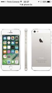 iPhone 5s 16 Gb Dourado Usado