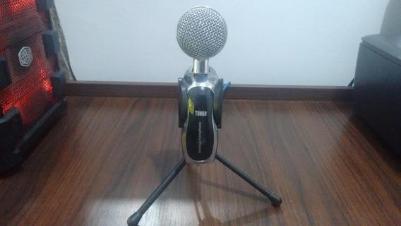 Microfone Usb Para Pc