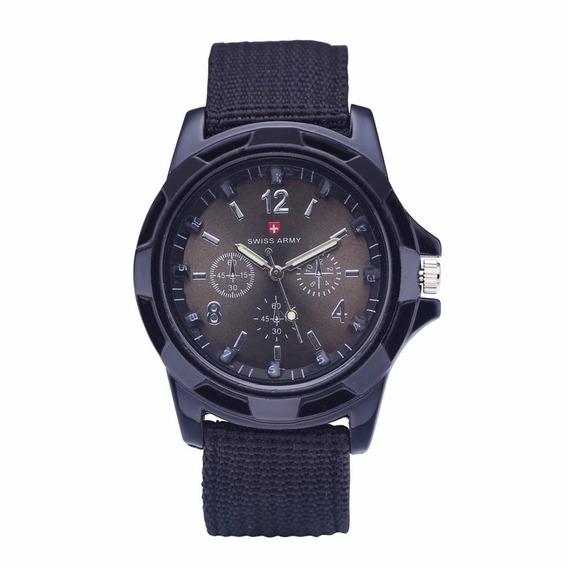 Relógio Swiss Army Masculino Estilo