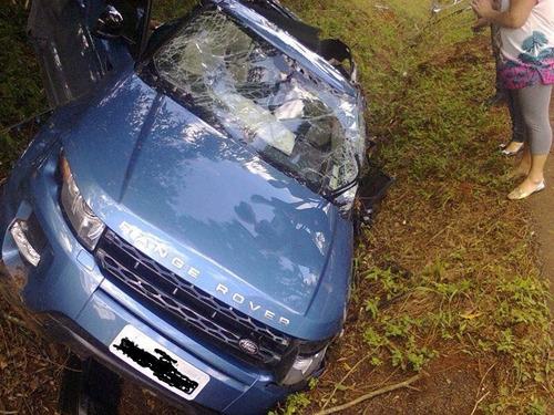 Range Rover Evoque Dynamic Sucata Ano 2015 Whats49999803335