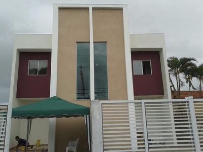 Casa Nova Sobreposta Jd Regina Itanhaem