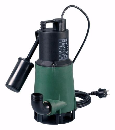 Bomba Sumergible Cloacal Dab Feka 600 - 0.75 Hp Italiana