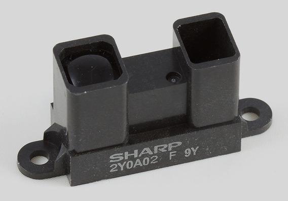Sensor Infrarrojo Sharp Gp2y0a02yk 2y0a02 20-150cm