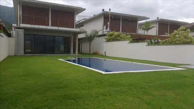 Ref.: 1877 - Casa Condomínio Fechado Em Sao Sebastiao, No Bairro Maresias - 5 Dormitórios