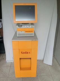 Kiosk Kodak G4 Completo Com Impressora 6800