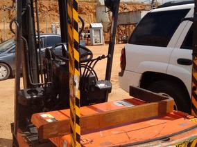 Montacargas Electrico Toyota Sin Bateria