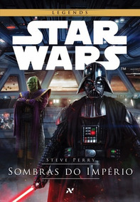 Livro Star Wars Legends Sombras Do Imperio Lacrado Novo