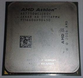 Processador Amd Athlon X2 7750 2.7ghz 2x512kb Socket Am2+ Du