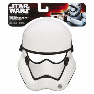 Star Wars First Order Stormtrooper Mascara