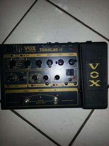 Pedaleira Vox Valvetronix