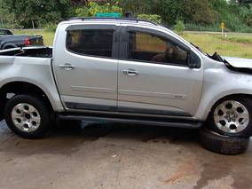 Sucata Chevrolet S10 2.8 Diesel 2014