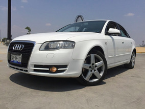 Audi A4 2007 Trendy Plus 2.0 200hp Piel Madera Xenon