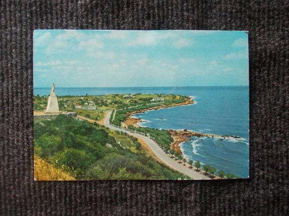 1118- Postal Uruguay Piriapolis, Punta Fria
