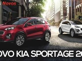 Kia Sportage 2.0 Lx 4x2 Flex 17/18 Okm R$ 100.899,99